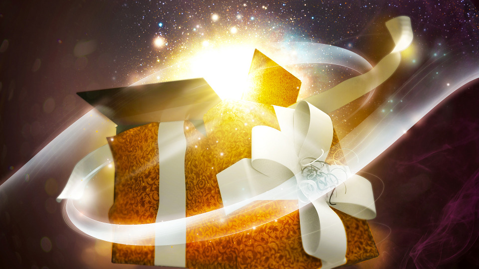Unwrapping Christmas Presence- Presents! | God's Surprising Treasures