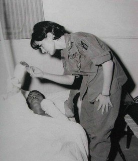 Captain Edy 1968 military nurse