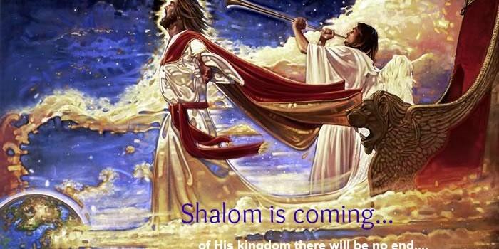 jesus coming again