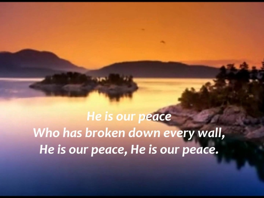 Do You Want Peace The World Can T Give It To You God S