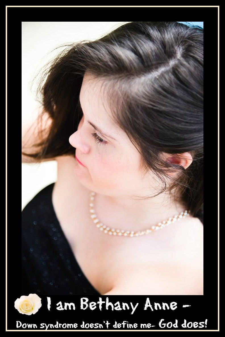Downs Syndrome Awareness Month- Genetics aren't Everything