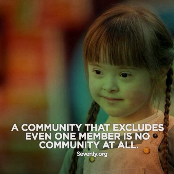Inclusion Not Just The Law God S Surprising Treasures